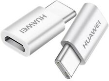 Original Huawei USB-C Ladeadapter für Huawei P9 Plus / Mate 9 / Nova Datenkabel