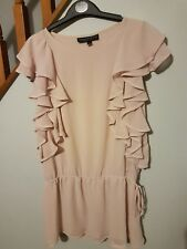 Ladies Top Shop Petit Pretty Pink Top