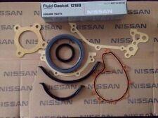 NISSAN S13 CA18DET 200SX ENGINE Bottom End Gasket Kit, Genuine