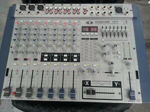 DYNACORD POWERED MIXER MP7 BAND KARAOKE DISCO DJ 600W £549