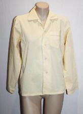 Target Brand Girls Sleepwear Retro Yellow Long Sleeve Shirt Top Size 12 Bnwt #3