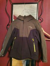 Boys Icepeak Waterproof Fleece Lined Jacket Age 9-10