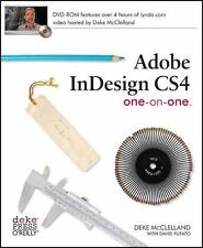 Adobe InDesign CS4 One-On-One: By McClelland, Deke, Futato, David