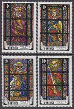 DOMINICA - 1969 National Day (4v) - UM / MNH