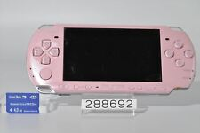 Excellent SONY PSP-3000BP PSP 3000 Blossom Pink Playstation portable 4GB 288692