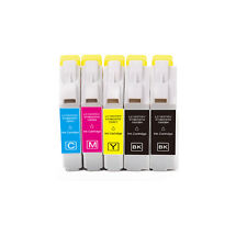 5 New Ink Cartridges use for Brother LC51 BCMY MFC 230C 240C 440CN 5460CN 5860CN