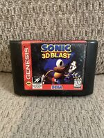 Sonic 3D Blast (Sega Genesis, 1996)