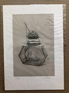 Aaron Horkey Ikebana 2.5 Giclee Poster Print The VACVVM Mondo Embossed Signed 🔥