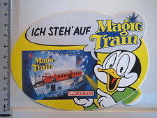 Pegatinas Fleischmann modelo ferroviario Magic Train amarillo (1093)