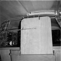 VW Kamper Bus 1956 OLD CAR ROAD TEST PHOTO 9