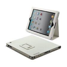 Housse coque etui pour Apple Ipad de luxe avec couvercle intelligent couleur bla