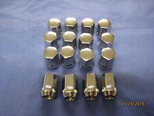 MG MGB ROADSTER / GT SET 16 CHROME WHEEL NUT nuts ***eb154