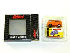 """Schuco 01325 Piccolo VW Kastenwagen """"Dunlop Reifen"""" Limited Edition 1:90"""