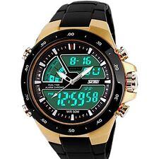 Reloj Deportivo nuevo Reloj Digital Hombre Analógico LED con Fecha Alarma Para Hombre