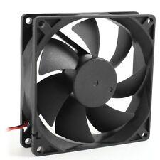 92mm x 25mm DC 12V 2Pin 65.01CFM Computer Case CPU Cooler Cooling Fan H7Y4