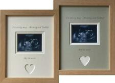 Baby Announcement First Scan Photo Frame Expectant Parents Gift