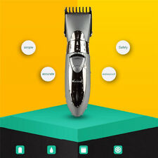 Waterproof Electric Hair Clipper Shaver Trimmer Razor for Adults Kids Baby Hot