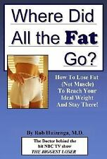 Where Did All the Fat Go?: The WOW! Prescription to Reach Your Ideal Weight- And