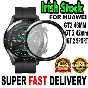 Screen Protector for Huawei GT 2 / GT2 SPORT 46mm / GT2e Quality Tempered TPU