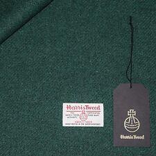 Harris Tweed Tissu Matériau avec étiquettes et les étiquettes-Vert