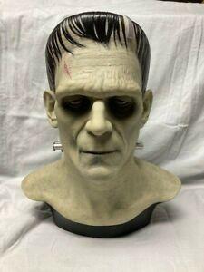 Cine Art Boris Karloff as The Frankenstein Monster Bust - Miles Teeves