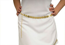 Gods & Goddesses Grecian Belt Greek Roman Gold Halloween Adult Costume Accessory
