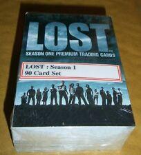 LOST SEASON ONE - 90 CARD BASE SET