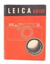 LEICA GUIDE BOOK, 1947