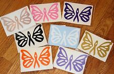 Cancer Ribbon Butterfly Vinyl Window/Wall Decal Sticker Car Misc