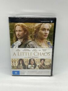 A Little Chaos (2015) Region 4 DVD NEW & SEALED