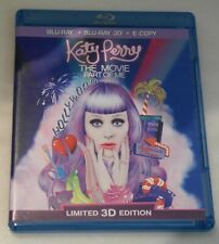 KATY PERRY The Movie Part of Me - 3D (Blu-Ray)