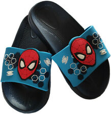 ciabatte da bambino SPIDERMAN in gomma mare piscina pantofole per bambini estive