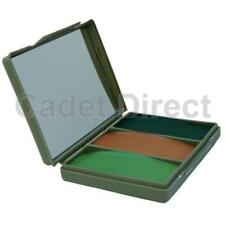 Camtech Woodland Face Paint (SPF15+) For Cadets, Airsoft, Fancy Dress
