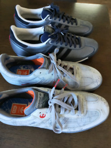 Adidas Star Wars sneakers size 11US-  Han Solo and X-Wing
