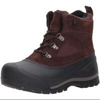Northside Men's NEW Tundra Winter Snow Insulated Waterproof D-Ring Lace Boots