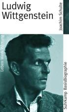 Ludwig Wittgenstein von Joachim Schulte (2005, Taschenbuch)