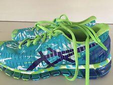 Asics Gel Quantum 360 Multicolor Running Sneakers Athletic T5J6N Size 7.5  Wmns
