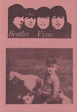 BEATLES VISIE 1981 nr. 05 - MAGAZINE NEDERLANDSE BEATLES FANCLUB