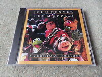 John Denver & The Muppets - A Christmas Together 13 Track CD Sealed NEW! Kermit