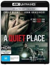 A Quiet Place (Blu-ray, 2018, 2-Disc Set)