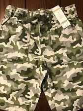 Gymboree Camo Shorts, Size 10, NWT