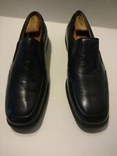 Mens Black BRUNO MAGLI~ Ashton~Slip On Shoe Loafer~Driving Shoe~ 14 D