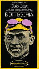 LIBRO BOOK N°1 LE STORIE DELLA MAGLIA GIALLA BOTTECCHIA TOUR DE FRANCE 1924-1925