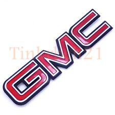 95-99 GMC Yukon Sierra Suburban Rear Door Liftgate Emblem Nameplate OEM Badge
