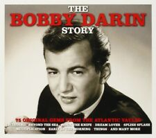 BOBBY DARIN - THE BOBBY DARIN STORY 3 CD BOX-SET NEUF