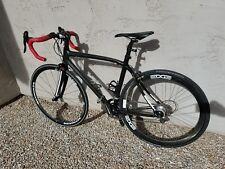 Full carbon race bike Pedal force Campagnolo Record 11 edge enve 52cm powertap