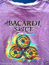 Vintage BACARDI SPICE RUM Promo Shirt (Size XL) ***Officially Licensed***