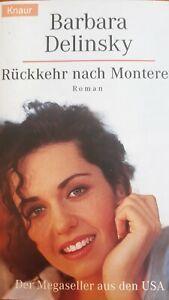 Rückkehr nach Monterey - Barbara Delinsky - Taschenbuch- Roman