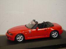 BMW Z3 2.8 Cabriolet 1997 - Minichamps 1:43 in Box *37301