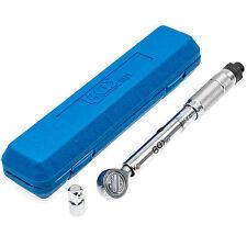 Drehmoment Schlüssel 3/8 Zoll 13-108 NM Drehmomentenschlüssel Werkzeug BGS